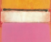 Rothko - White Center