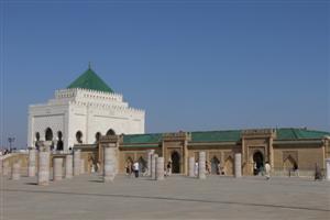 Rabat - Mausoleo Mohammed V