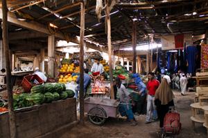 Il mercato di Rissani