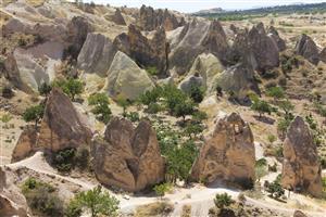 Kizilvadi - Hotel nella roccia