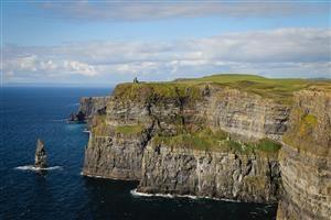Cliff of Moher - da sopra