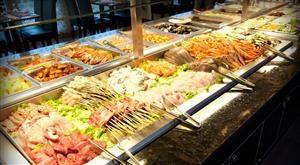 Il mastodontico buffet