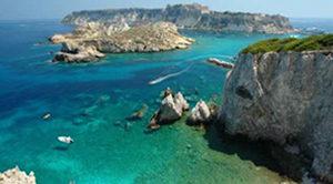 L'arcipelago visto dalle scogliere