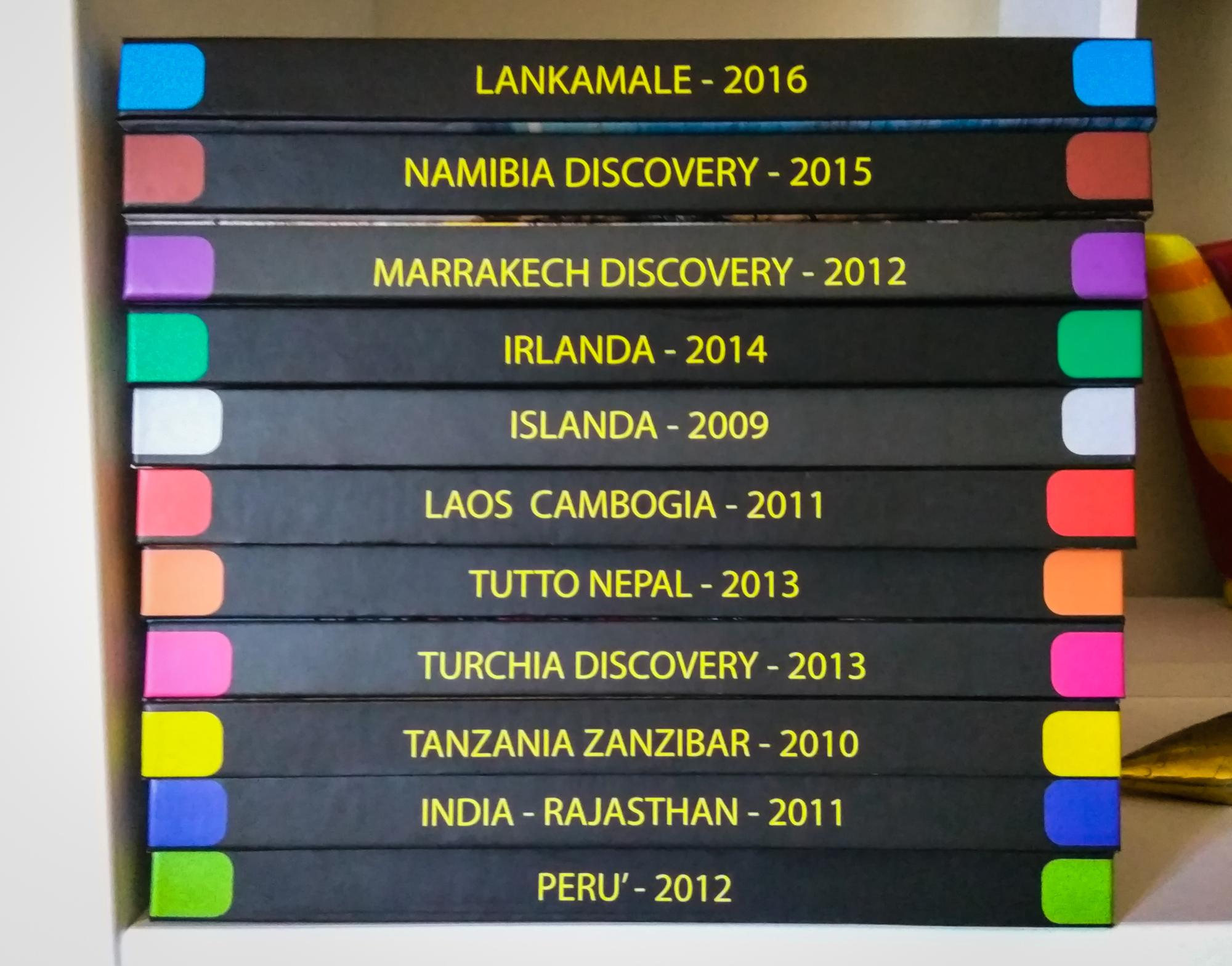 Vlao Editore: Collana viaggi nel mondo – Namibia Discovery e Lankamale