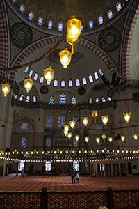 Istanbul - Moschea di Solimano