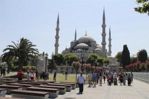 Istanbul - Santa Sofia