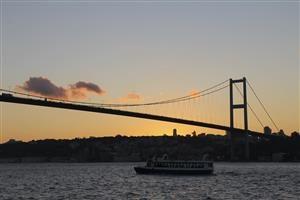 Istanbul - Ponte sul Bosforo