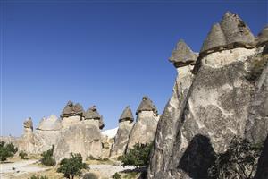 Cappadocia - Camini delle fate