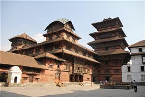 Kathmandu - Palazzo reale