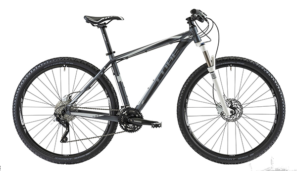Cube Acid 2014 Grey/White Mountainbike