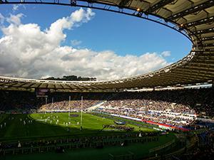 Stadio Olimpico - Italia Vs Scozia