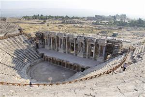 Hierapolis - Il teatro