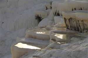 Pamukkale - Monte di cotone