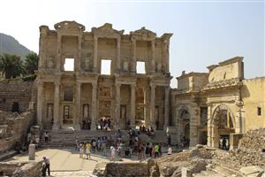 Efeso - Biblioteca di Celso