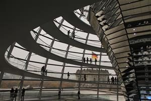 Palazzo del Reichstag - Cupola