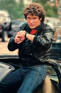 Lo smartwatch di Michael Knight