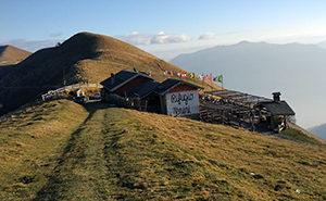 Rifugio Venini 1.576 metri slm