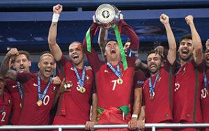 Portogallo campione