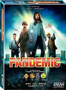 Pandemic-scatola
