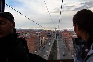 La funicolare di La Paz